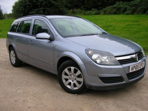 Vauxhall Astra Estate Club 1.8 16 valve Factory fitted LPG